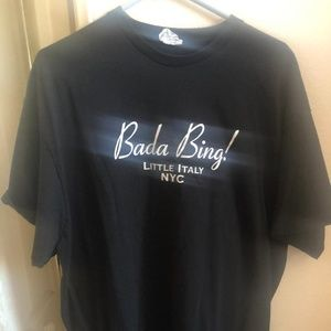 Men's Bada Bing! Tee